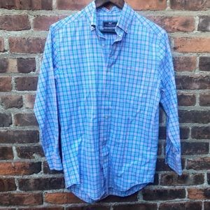 Vineyard Vines Plaid Classic Murray Shirt